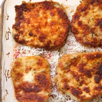 meatless monday: eggplant parmesan